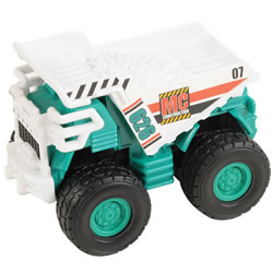 Matchbox  Rev Rigs Dump Truck