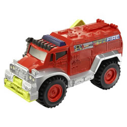 Matchbox Power Shift  Fire Truck