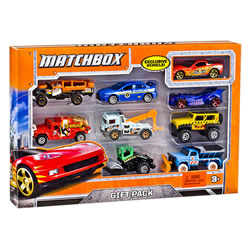 Matchbox  Adventure Gift Pack Assortment