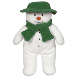 The Snowman Large Puffy Plush Toy