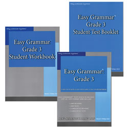 Easy Grammar Grade 3 Set