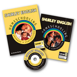 Shurley English Level 1 Homeschool Bundle (Grade 1)