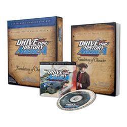 Drive Through History Foundations of Character Homeschool Kit
