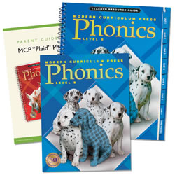 MCP Plaid Phonics Bundle Level B (Second Grade)