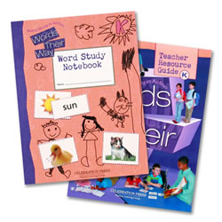 Words Their Way Homeschool Bundle Level K (Kindergarten)