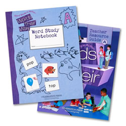Words Their Way Homeschool Bundle Level A (Grade 1)