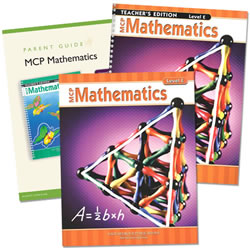 MCP Mathematics Homeschool Bundle Level E (Grade 5)