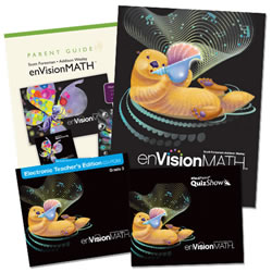 Envision Math Grade 3 Homeschool Bundle