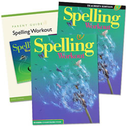 MCP Spelling Workout Homeschool Bundle Level E (Grade 5)