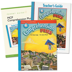 MCP Comprehension Plus Bundle level B (Grade 2)