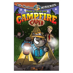 The Case of the Campfire Caper