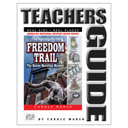 The Mystery of Freedom Trail Teacher's Guide