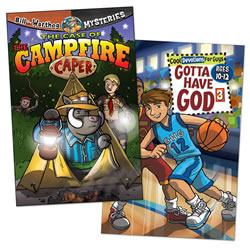 Gotta Have God Devotional & Book Set (Ages 10-12)