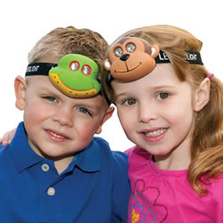 Jungle Head Lamp - 2 Pack