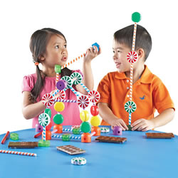 Candy Construction Building Kit