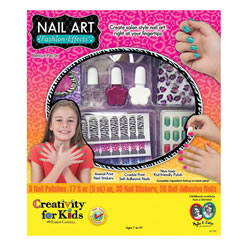 Nail Art Fashion Effects