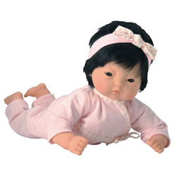 Calin Yang Doll 12 Inch