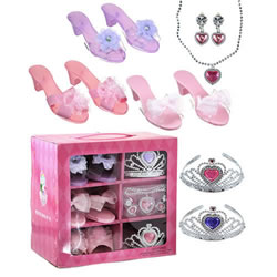My Princess Academy Shoe & Tiara Collection