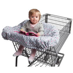 Boppy® Shopping Cart Cover - Park Gate