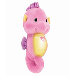 Soothe & Glow Seahorse- Pink