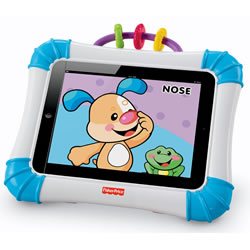Fisher Price Apptivity Case for IPAD Devices Blue