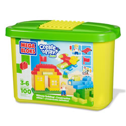 Mega Bloks Create 'n Play Junior