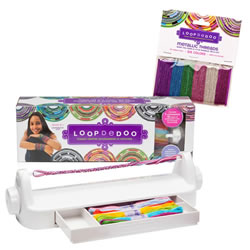 Loopdedoo Kit with Metallic Thread