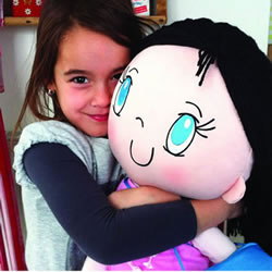 My Friend Huggles™ Doll - Bia