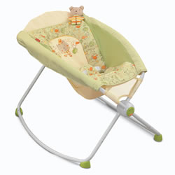 Fisher Price Newborn Rock & Play Sleeper -  Neutral