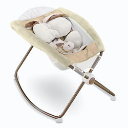 Fisher Price My Little Snugabunny Newborn Rock & Play Sleeper