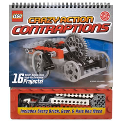 Klutz® LEGO® Crazy Action Contraptions