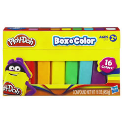 Play-Doh Box o' Color Set