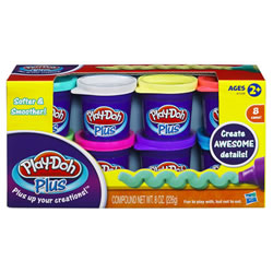 Play-Doh Plus 8-Pack