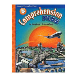 MCP Comprehension Plus Student Workbook Level D (Grade 4)