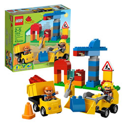 DUPLO® My First Construction Site (10518)