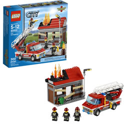 Lego City Fire Emergency (60003)