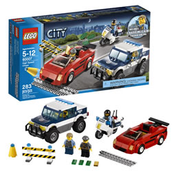 LEGO® City High Speed Chase (60007)