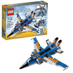 Lego Creator Thunder Wings (31008)