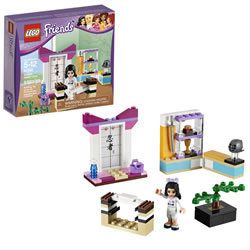 Lego Friends Emma's Karate Class (41002)