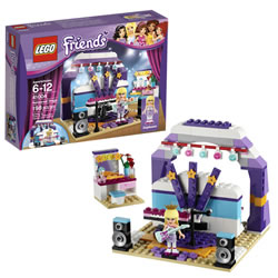 Lego Friends Rehearsal Stage (41004)