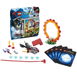 Lego Chima Ring of Fire (70100)