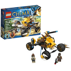 Lego Chima Lennox' Lion Attack (70002)