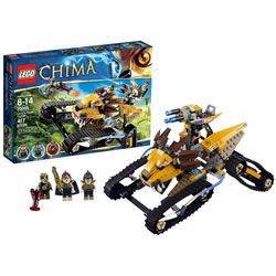 Lego Chima Laval's Royal® Fighter (70005)
