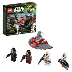Lego Star Wars™ Republic Troopers vs. Sith Troopers (75001)