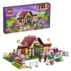 Lego Friends Heartlake Stables (3189)