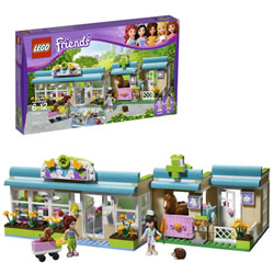LEGO® Friends Heartlake Vet (3188)