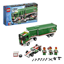 LEGO® City Grand Prix Truck (60025)