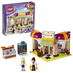 LEGO® Friends Downtown Bakery (41006)