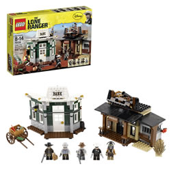 Lego Lone Ranger Colby City Showdown (79109)