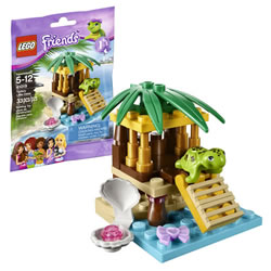 LEGO® Friends Turtle Oasis (41019)
